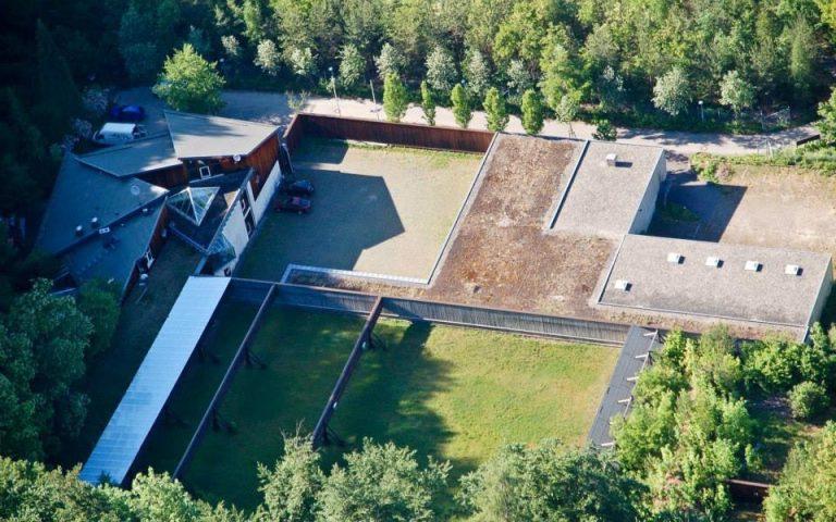 Luftbild der Schützengilde